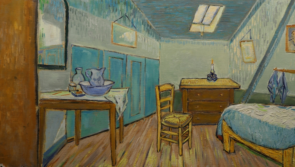 Loving vincent the world s first fully painted feature film 6 home decor rules to break now