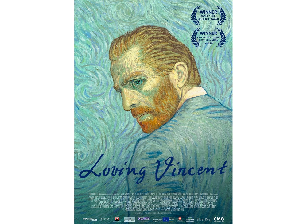 Loving Vincent - the worldu2019s first fully painted feature film!